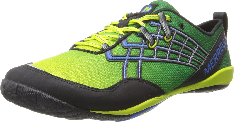 Merrell TRAIL GLOVE 2 Zapatillas de deporte exterior para hombre, Verde (TENDER SHOOTS), 41.5 EU: Amazon.es: Zapatos y complementos