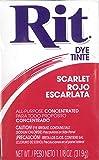 マックスポイント 家庭用染料 Rit パウダータイプ No.5 スカーレット