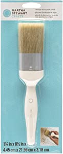Martha Stewart Vintage Decor Paint Brush