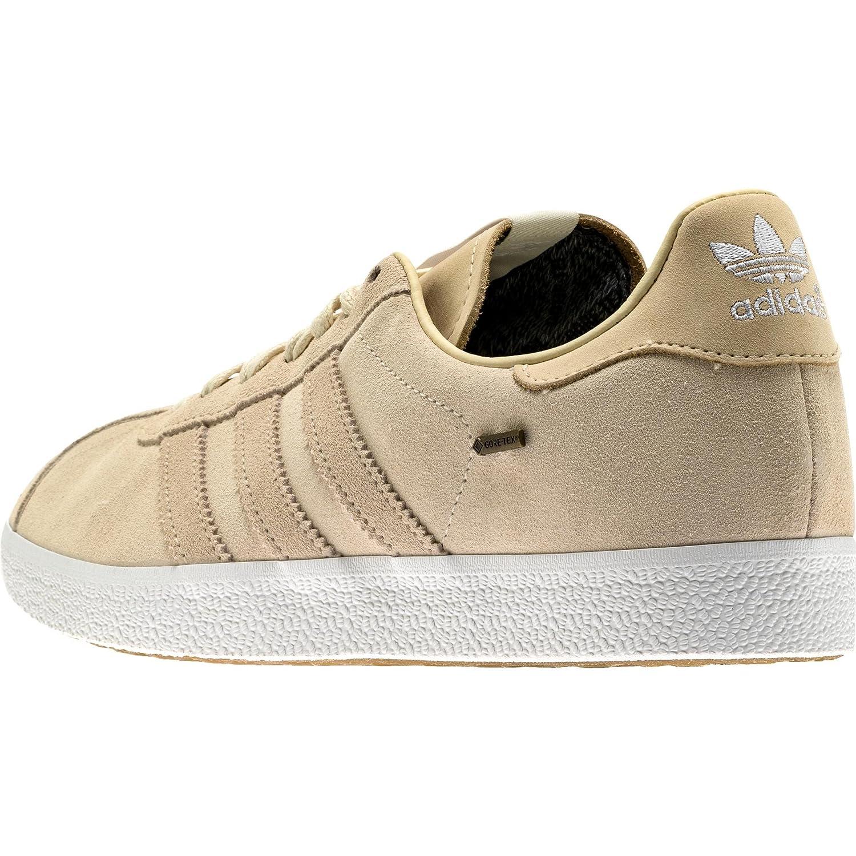 new concept f1909 cadd4 Amazon.com  adidas Mens Gazelle GTX Saint Alfred White BB0894  Fashion  Sneakers