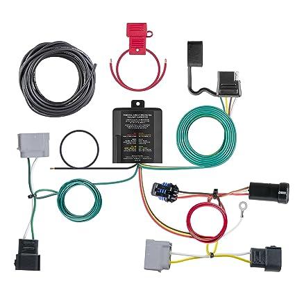amazon com curt manufacturing 56330 black custom wiring harness rh amazon com Battery Wiring Automotive Toggle Switch