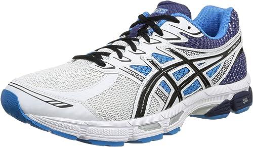 Asics Gel Phoenix 6 - Zapatillas de Running para Hombre, Color Wht/Onyx/Mediev, Talla 41.5: Amazon.es: Zapatos y complementos