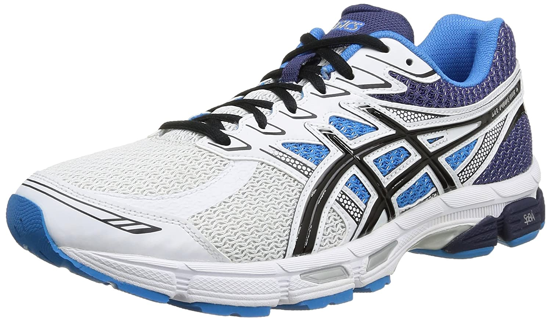 Asics Gel Phoenix 6 - Zapatillas de running para hombre, color 41.5 EU Wht/Onyx/Mediev