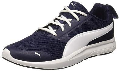 Men s Peacoat White Sneakers-5 UK India (38 EU) (4060978088505) ff6e54192