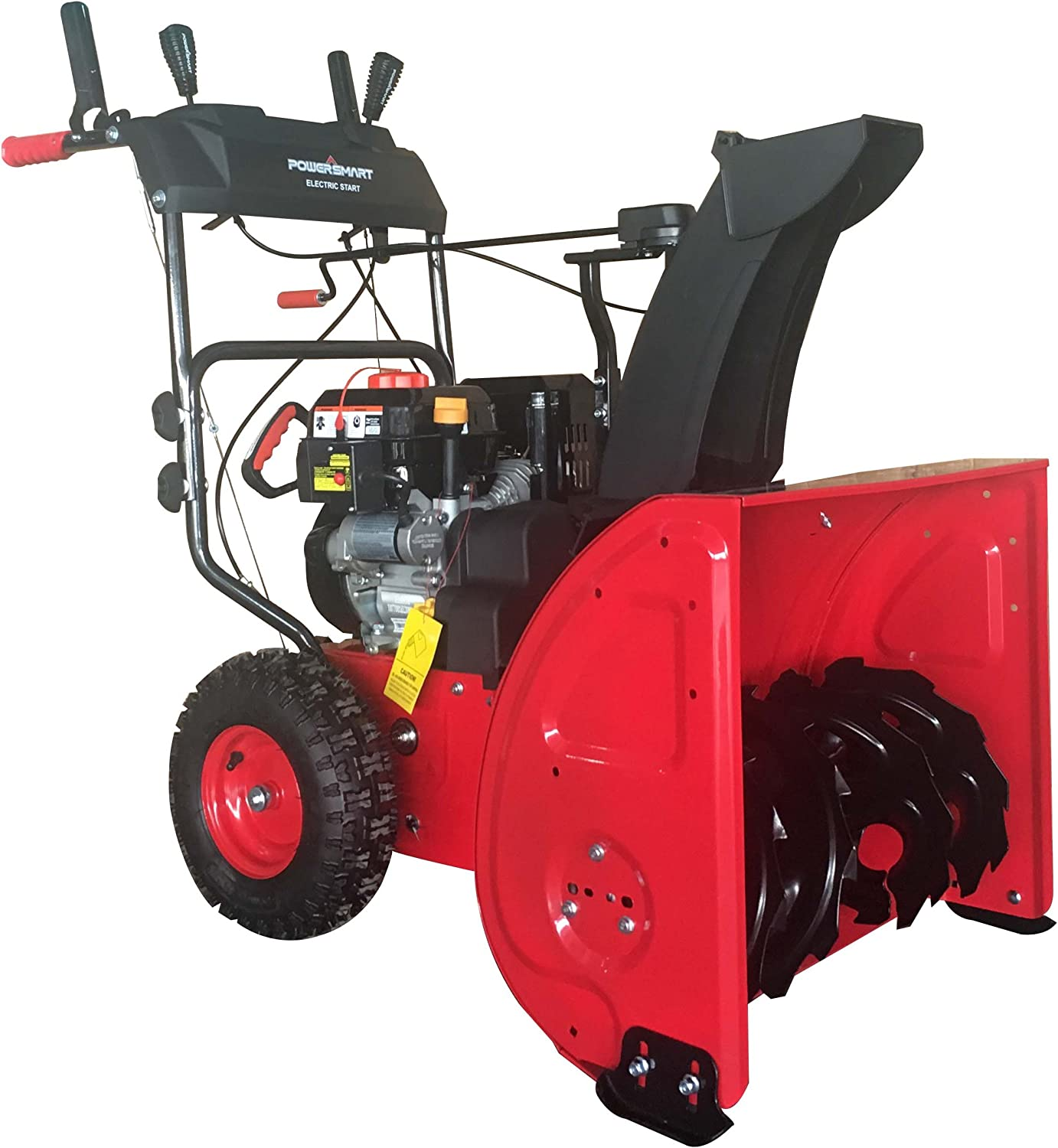Image of PowerSmart DB72024PA two stage gas Snow Blower