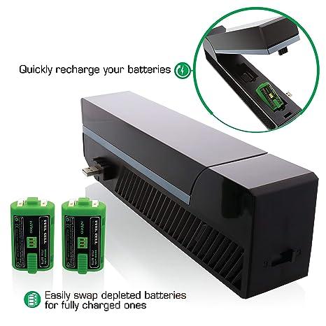 Nyko Xbox One cargador: Amazon.es: Videojuegos