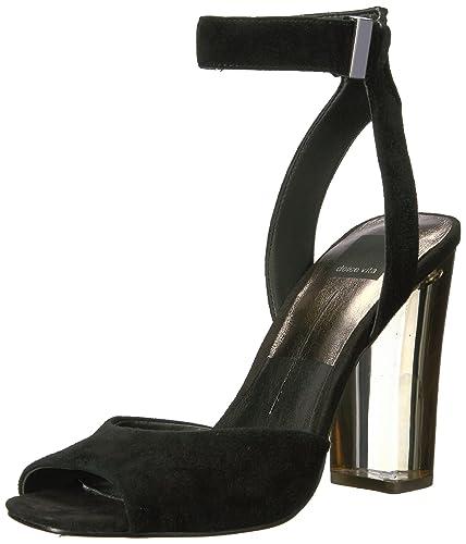 c0fec05105b4 Amazon.com  Dolce Vita Women s Hades Heeled Sandal  Shoes