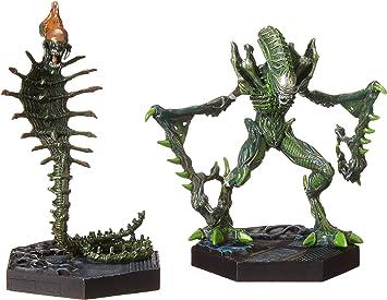 Aliens Retro Collection Figure 2-Pack Mantis Alien & Snake Alien ...