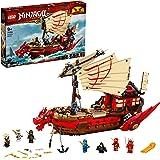 LEGO® NINJAGO® Legacy Destiny's Bounty 71705 ninjaspeelset bouwset met ninja actiefiguren (1.781 onderdelen)