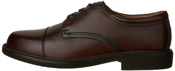 Dockers Gordon Hombre Castaño claro Piel Zapatos Talla uestra EU 43: Amazon.es: Ropa y accesorios