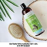 Castor Oil USDA Organic Cold-Pressed