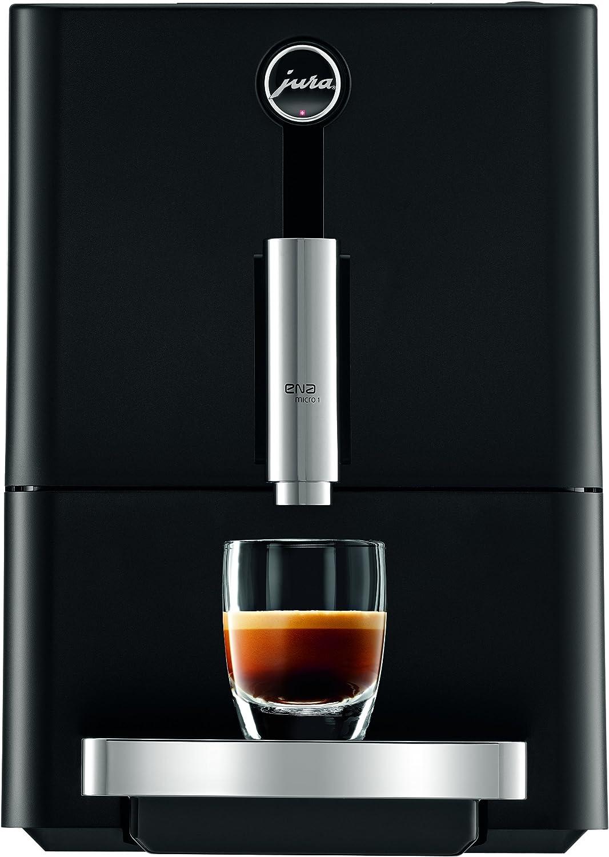 Jura 13626 ENA 1 Automatic Coffee Machine, 1, Micro Black