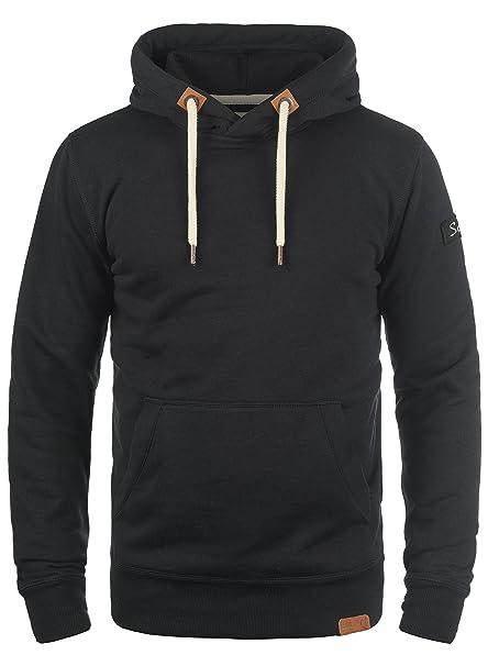44775599178d Solid TripHood Men s Hoodie Hooded Sweatshirt Jumper With Hood With ...