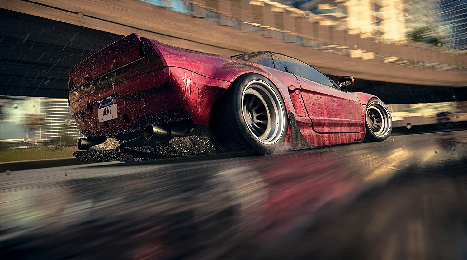Need For Speed: Heat for Xbox One [USA]: Amazon.es: Electronic Arts: Cine y Series TV