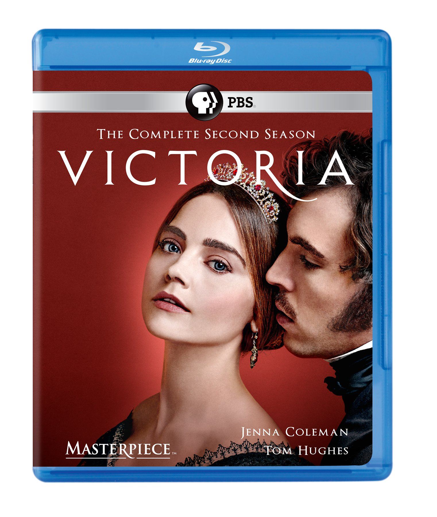 Blu-ray : Victoria: The Complete Second Season (Masterpiece) (3 Pack, 3 Disc)