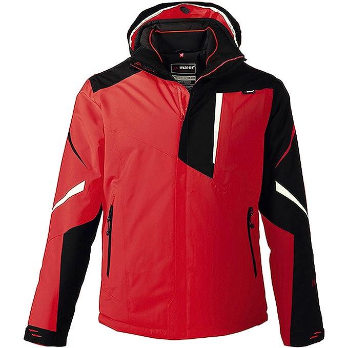 modischer Stil vollständige Palette von Spezifikationen Sonderangebot Maier Sports Herren Ski-Jacke Yukon mTEX El.
