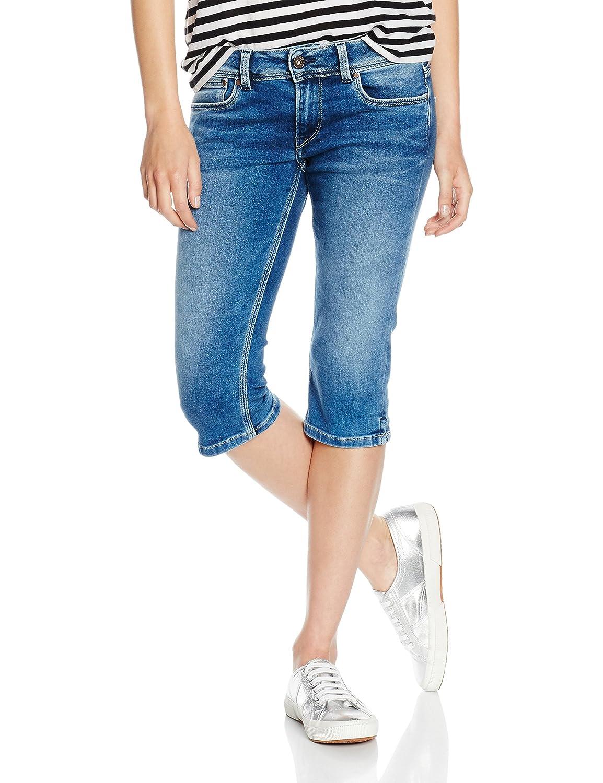 Pepe Jeans Damen Shorts Saturn Crop