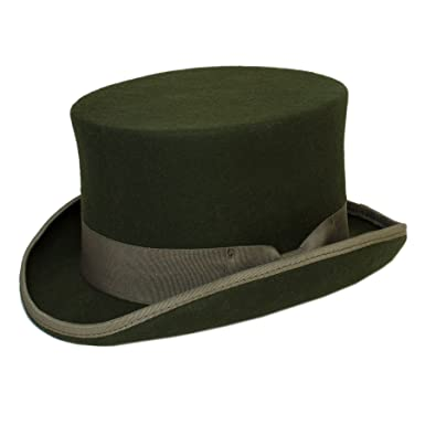 1327cd1af7d72 Classic Hard Top Hat With Satin Lining (59 cm