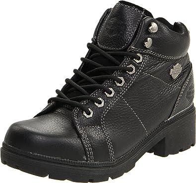 0dc8a6295780 Harley-Davidson Women s Tyler 4-Inch Lace Chukka Boots