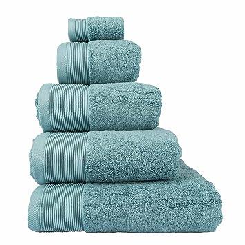 Homescapes - Toalla suave de lujo supremo y absorbente, hecha de algodón egipcio