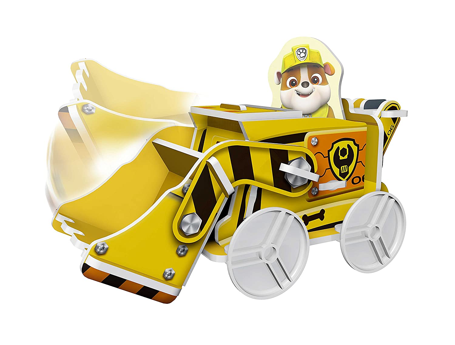 10 x 14 Nickelodeon Build A Story 13012 Paw Patrol Rescue Vehicles 2 Assorted Stem Building Playset Multi-Colored 10 x 14 Jupiter Creations Inc