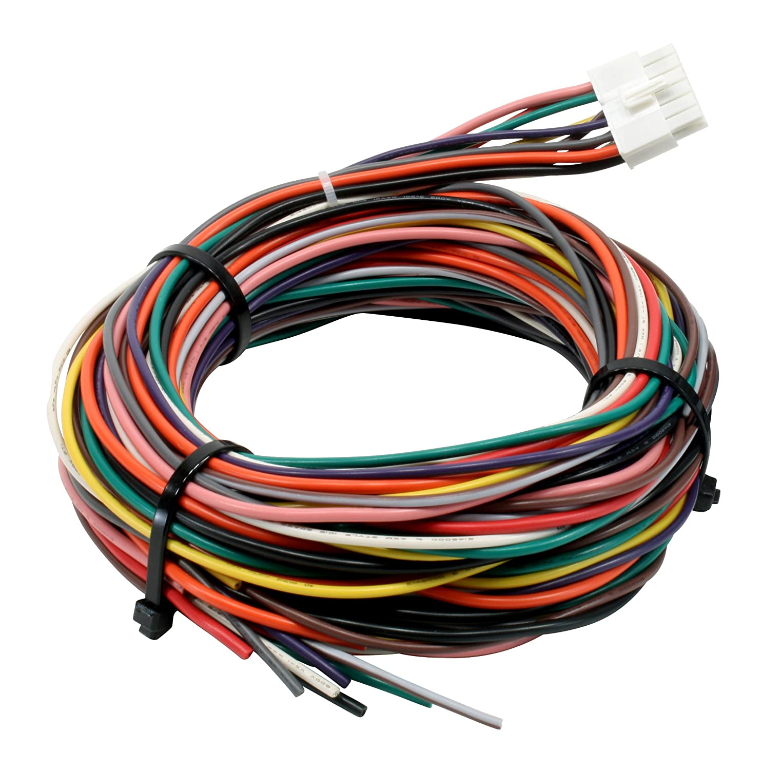 Amazon.com: AEM 30-3324 Water/Methanol Wiring Harness for V2 Multi Input  Controller: Automotive