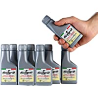 1 LITRO (8 botellas de 125 ml) DIESELSPRINT aditivo multifuncional para motores Diesel