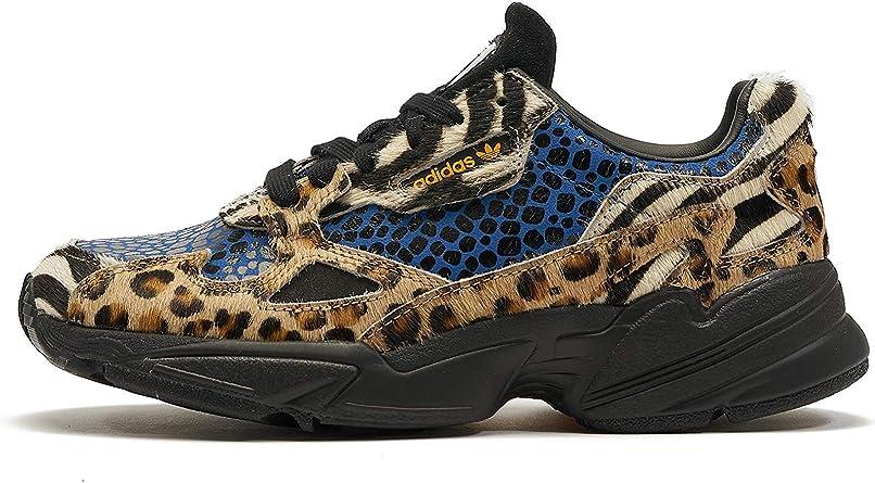 Amazon.com: Adidas Falcon - Zapatillas deportivas para mujer ...