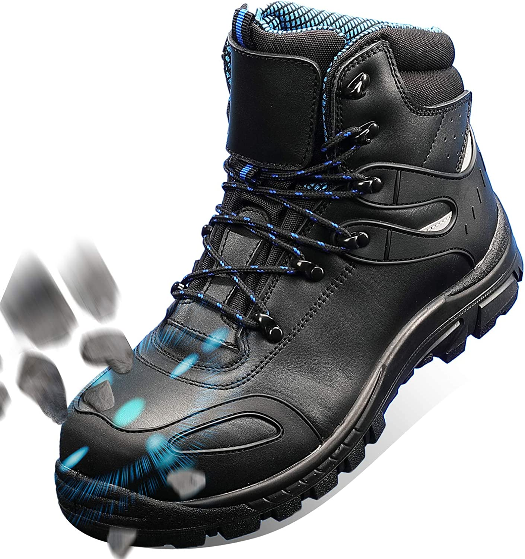 Amazon.com | GLORYA Work Boots for Men