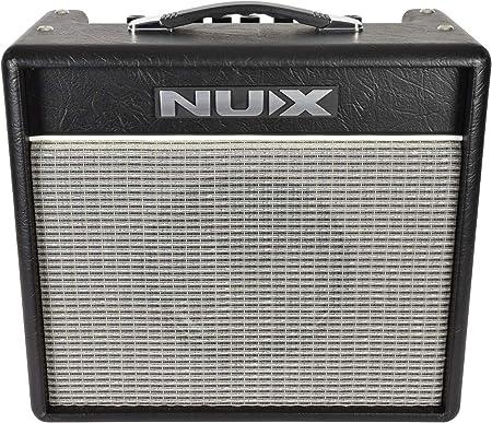 Amplificador de guitarra de modelado NUX 20W bluetooth ...