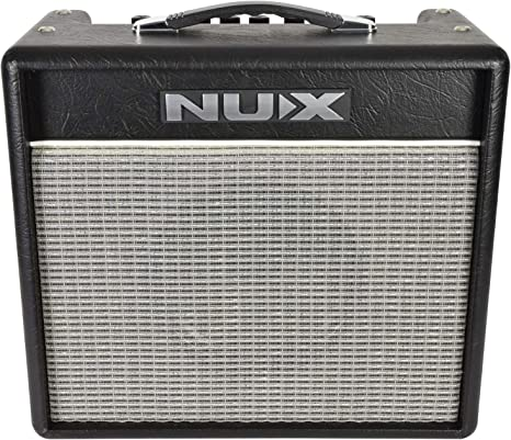 NUX Mighty 20 BT - Amplificador para guitarra (1x8 pulgadas ...