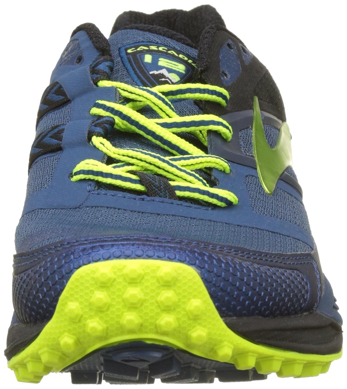 Brooks Cascadia 12 Chaussures de Trail Homme