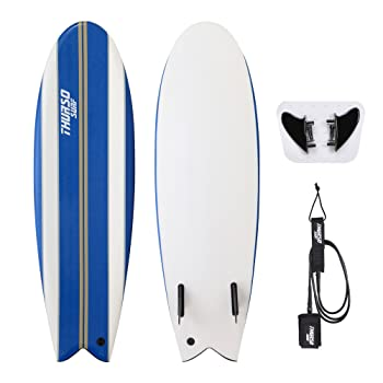 Thurso Surf Lancer Fish Soft Top Surfboard