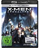 X-Men - Apocalypse  (4K Ultra-HD) (+ Blu-ray) [Import allemand]