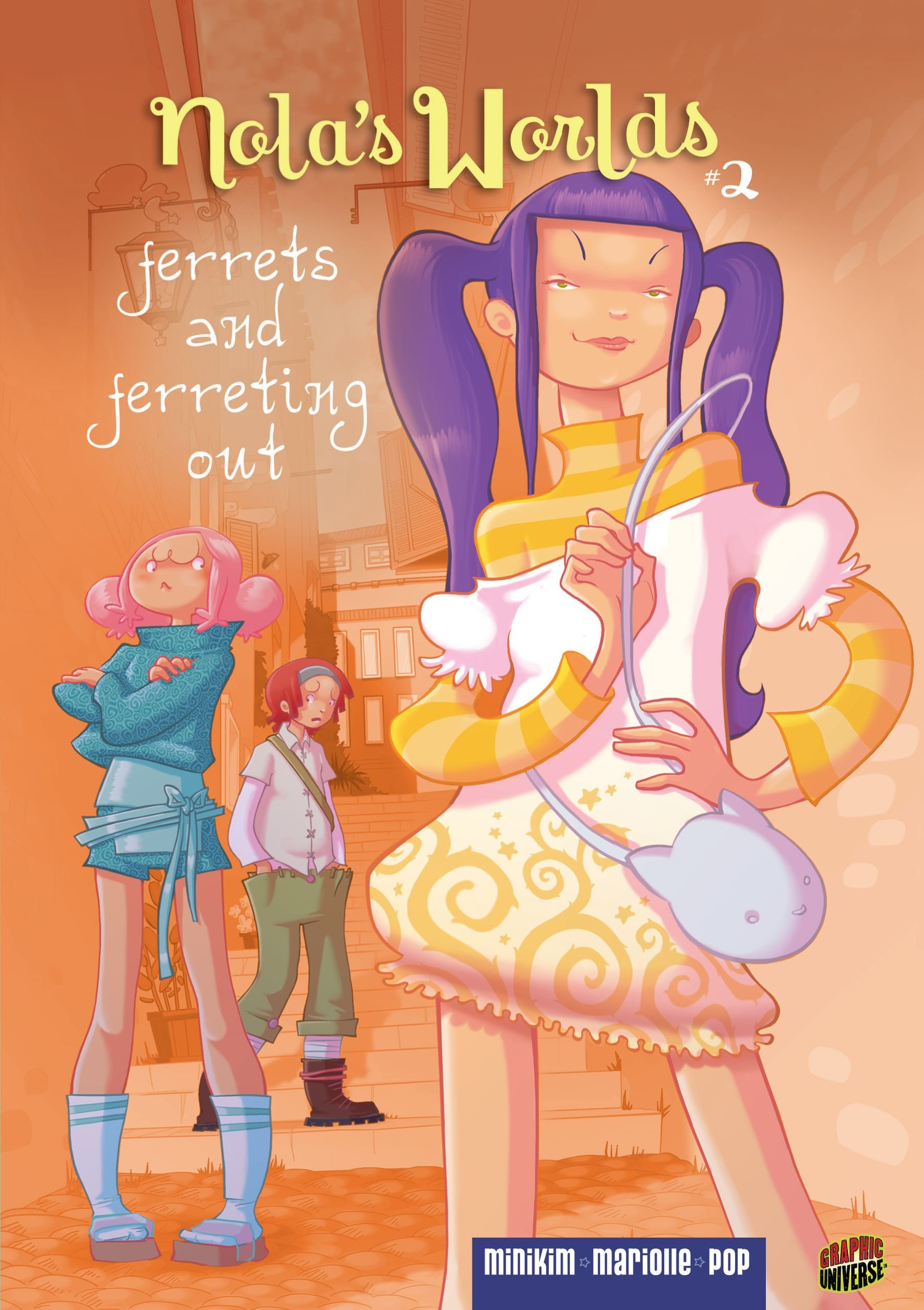 Download Ferrets and Ferreting Out (Nola's Worlds, No. 2) pdf