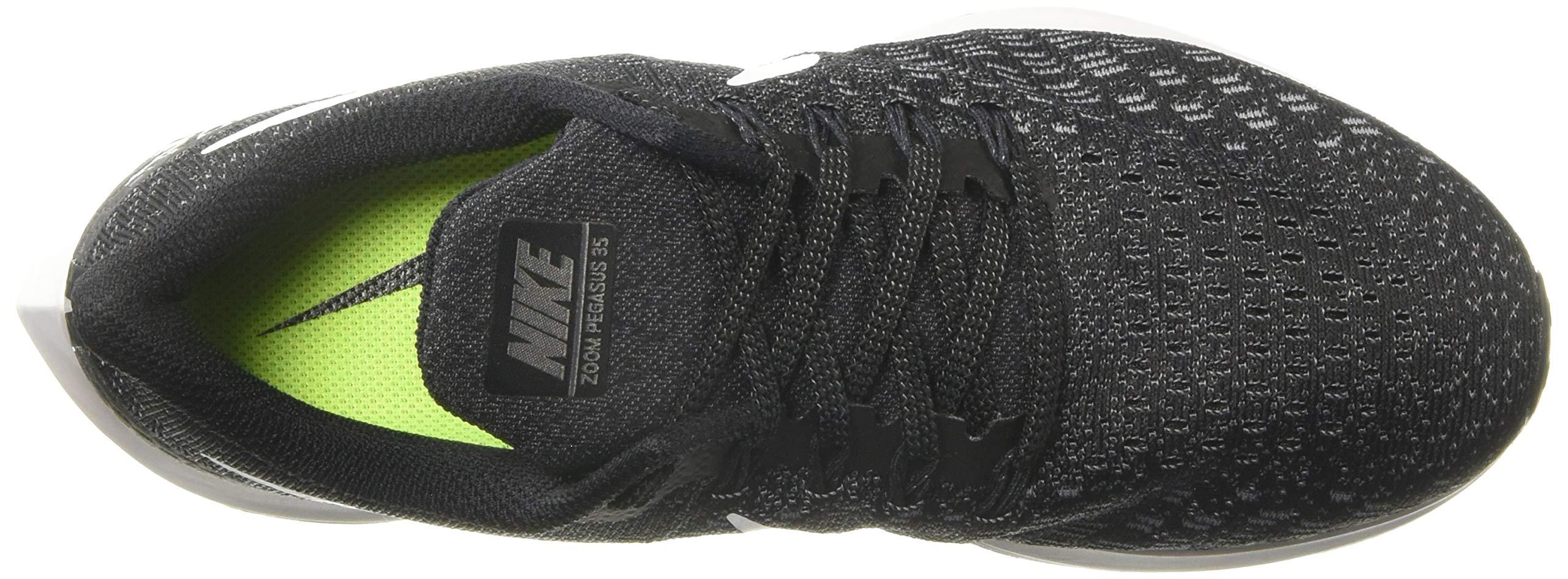 Nike Shox Current Gs Women's Running Shoe (5, Black/Black) by Nike (Image #7)