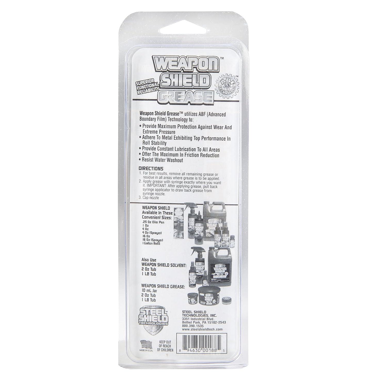 Amazon.com : Steel Shield Weapon Shield Grease : Automotive