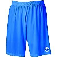 uhlsport Center II Shorts met binnenslip voor kinderen