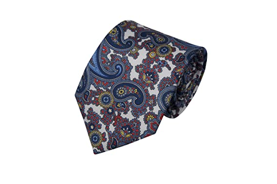 Fliege Krawatte Herren Krawatte Paisley Punkte Muster