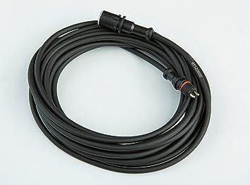 Cable de conexin para ABS Sensor de velocidad de la rueda - camiones remolques: Amazon.es: Coche y moto