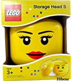 LEGO Stackable Storage Head Small, Girl