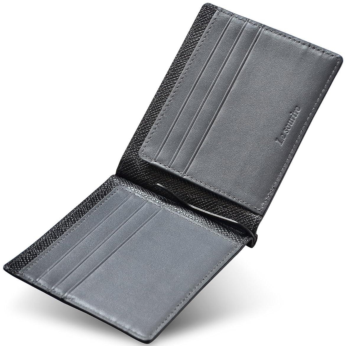 珍味殺人ブロンズ[ザ リッジ] the RIDGE【国内正規品】スマートフォンよりも薄い財布 マネークリップ アルミニウム