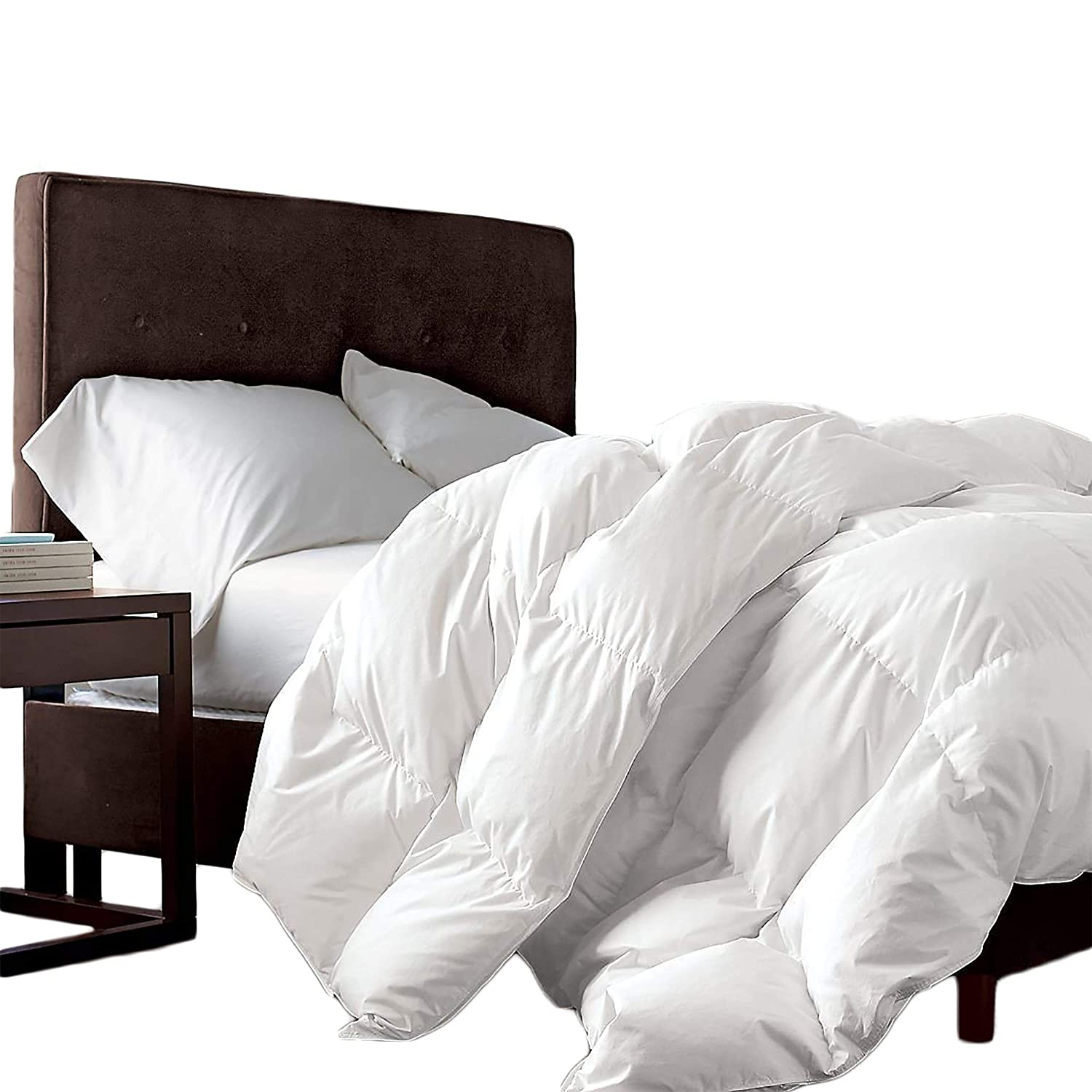LUXURIOUS FULL / QUEEN Size Siberian GOOSE DOWN Comforter