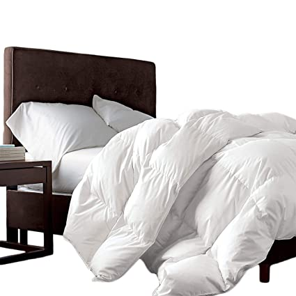 king size down comforter Amazon.com: LUXURIOUS KING/CALIFORNIA KING Size Siberian GOOSE  king size down comforter