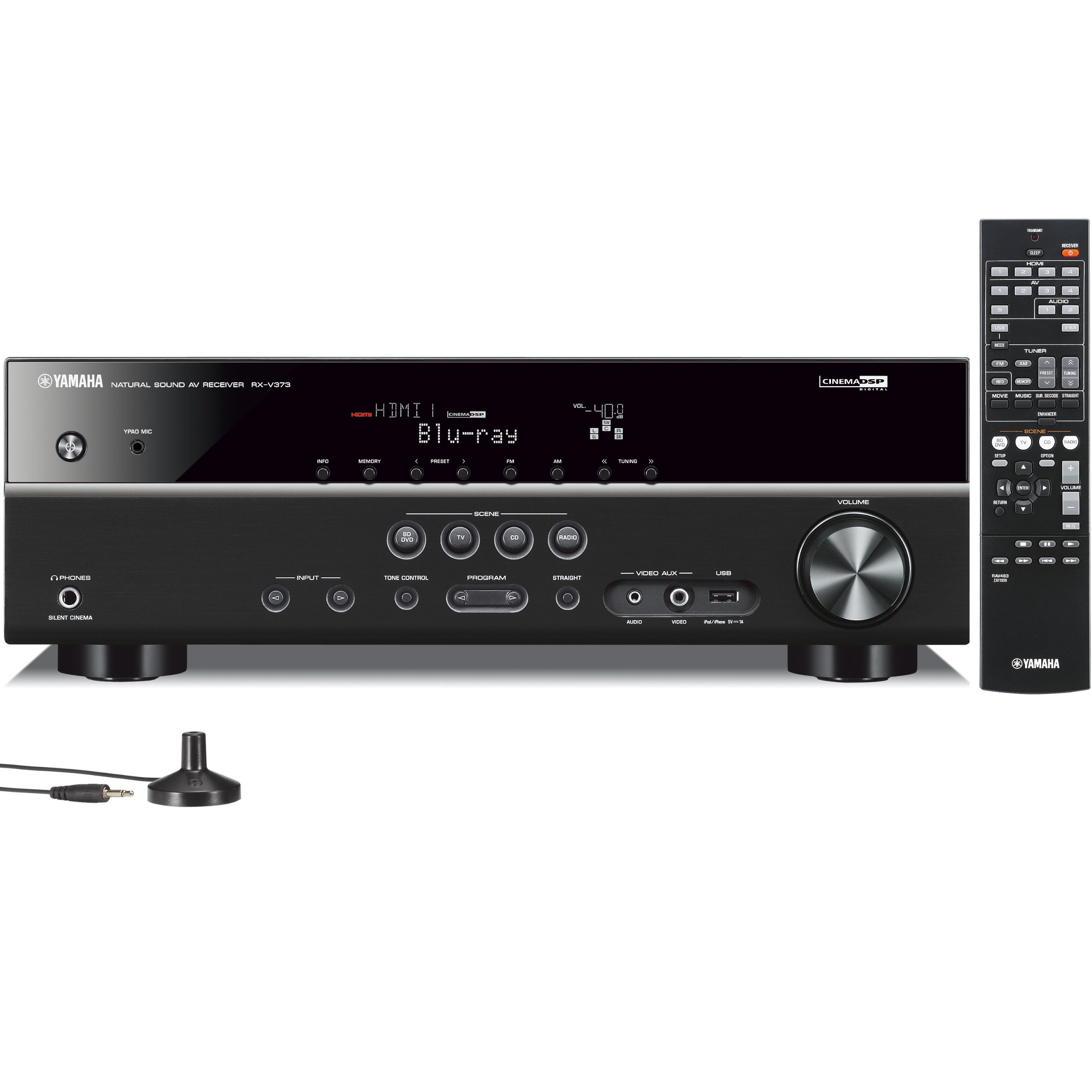Best rated in home audio receivers amplifiers helpful for Yamaha audio customer service