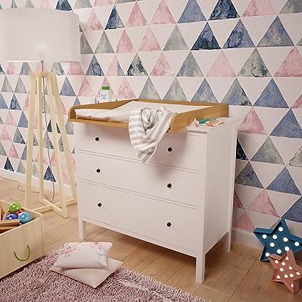 101118414 libro, Polini niños cambiador para cómoda Hemnes IKEA, 1412.2