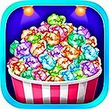 Popcorn Maker - Yummy Rainbow Popcorn Food   Education Game
