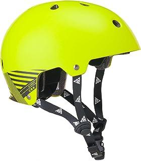 K2 Jungen Helm JR Varsity - Gelb-Grau - 30A1203.1.1