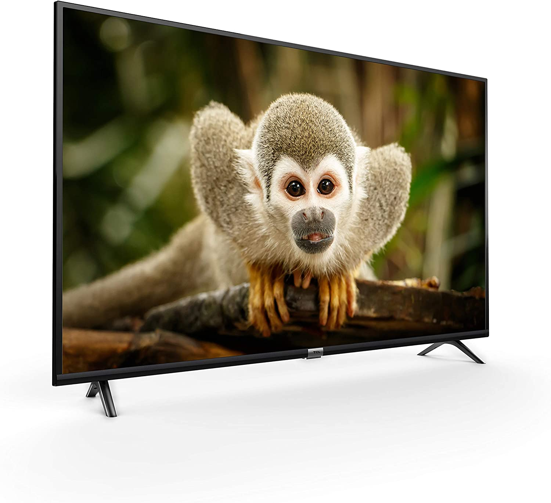 TCL 65DP602, Televisor de 65 pulgadas, Smart TV con UHD 4K, HDR, Dolby Digital Plus, T-Cast y sintonizador Triple, Color Negro: Amazon.es: Electrónica