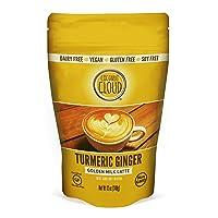 Coconut Cloud: Vegan Golden Milk Turmeric Ginger Latte   Delicious & Creamy, Coconut...